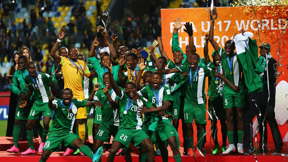 Nigeria Wins FIFA U-17 World Cup 2015