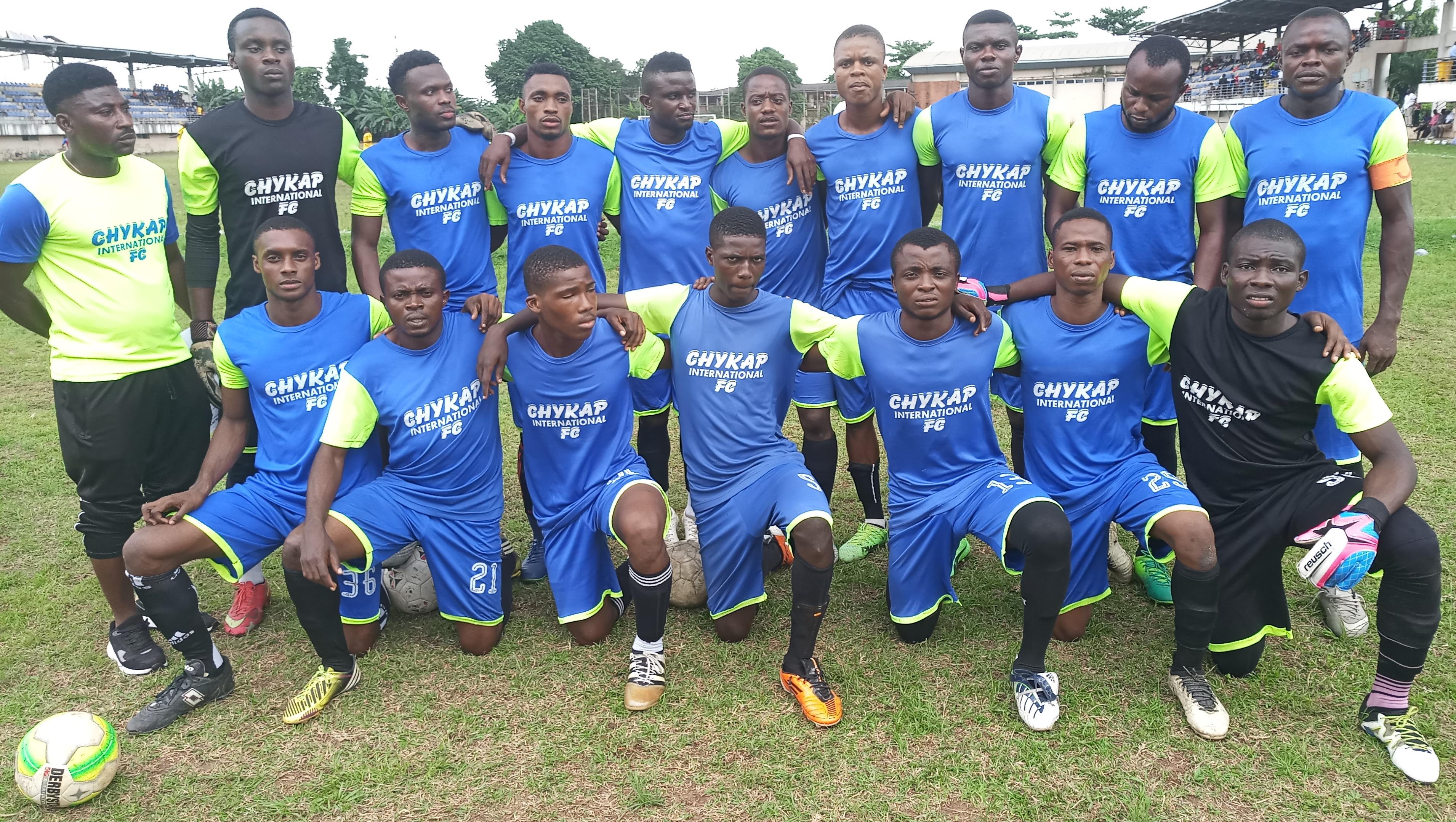 Chykap FC