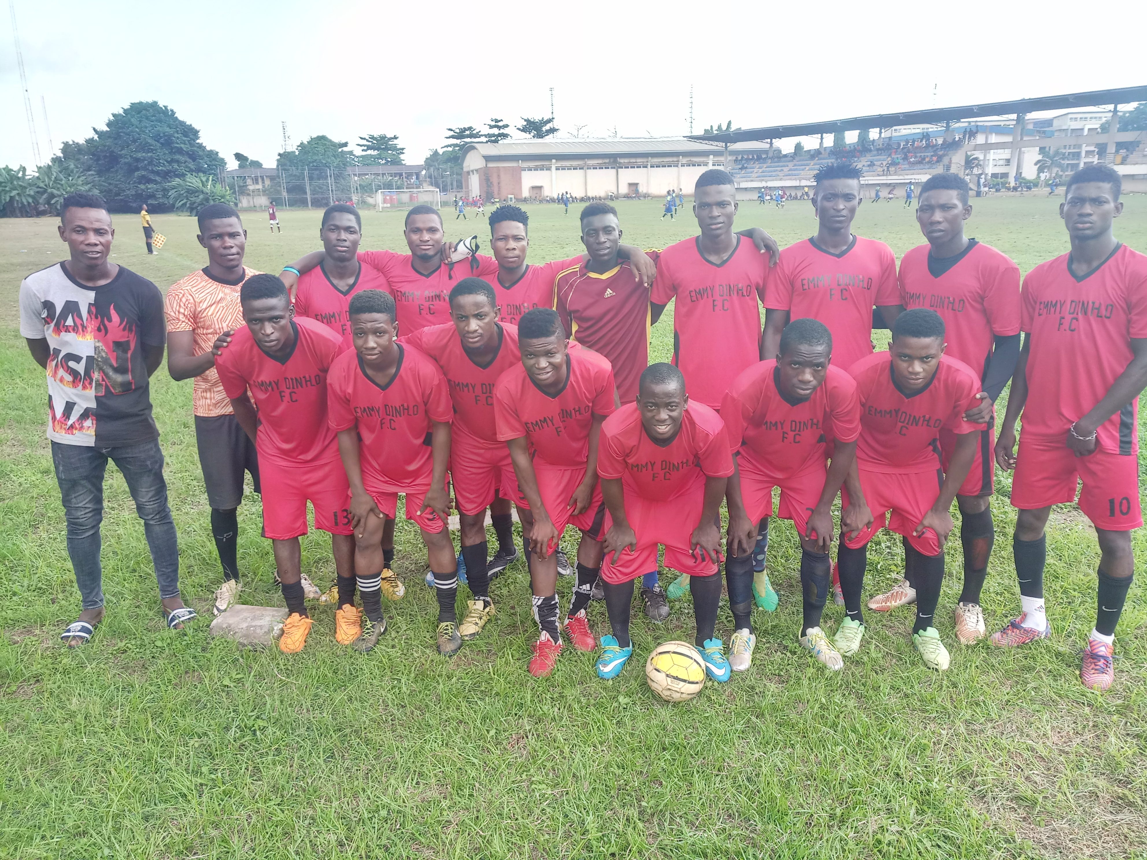 EMMY DINHO FC